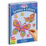 Lentejuelas Y Colores Mariposa Sentosphere