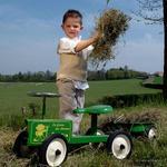 Tractor Con Remolque Baghera-1