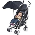 Sombrilla Square Trendy Color Negro Baby Moov-3