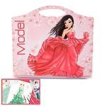 Top Model – Cuaderno Para Colorear Create