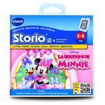 Minnie En Su Boutique Juego Storio 2 Idioma Español Vtech