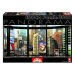Educa Borrás – Puzzle 3000 Piezas – Times Square Desde Mi Ventana