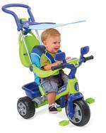 Triciclo Baby Plus Music Con Toldo Juguettos