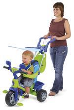 Triciclo Baby Plus Music Con Toldo Juguettos-2
