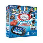 Ps Vita – Consola Ps Vita + Mega Pack Disney + Tarjeta 8gb
