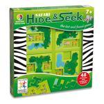 Escondite En El Safari-1