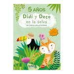 Didi Y Deco 5 Años En La Selva.