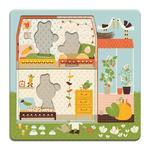 Puzzle 3 Pisos Casita Conejos-2