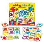 Red Dog, Blue Dog (inglés)