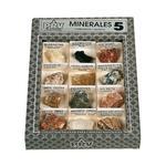 Colección Minerales Nº 5: Carbonatos Y Sulfatos