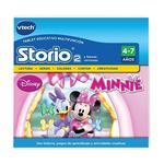 Vtech – Minnie Mouse – Juego Educativo Storio 2