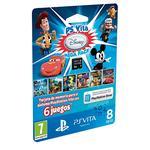 Psvita – Mega Pack Disney – Memory Card 8gb Sony Psvita