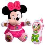 Disney – Peluche Minnie + Teléfono