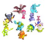 Monsters University – Mini Figura Individual (varios Modelos)