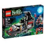 Lego Monster Fighters – El Sustomóvil Del Vampiro – 9464