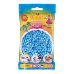 Hama Midi Bolsa 1000 Perlas Azul Claro