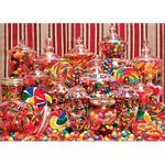 Ravensburguer – Puzzle 1000 Piezas – Caramelos-1