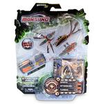 Monsuno – Starter Pack 1 Core Serie 1 – 3 Figuras