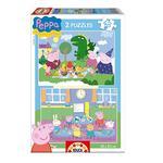 Educa Borrás – Peppa Pig – Puzzle 2 X 48