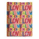 Carpeta Acordeón A4 Love