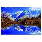 Educa Borrás – Puzzle 1500 Piezas – Chamonix Mont Blanc, Francia-1
