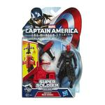 Capitán América – Figura Air Raid Red Skull