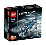 Lego Technic – Helicóptero De Doble Hélice – 42020