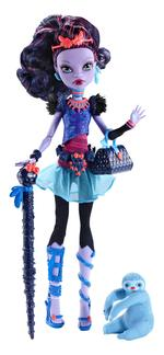 Monster High Scary New Muñeca Jane Boolittle