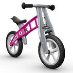 Bicicleta Sin Pedales Street Rosa