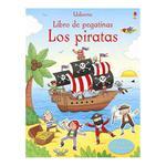 Libro De Pegatinas: Los Piratas