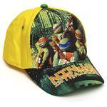 Tortugas Ninja – Gorra Amarillo/verde – Talla 51