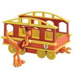 Dinotren – Figura Con Vagón
