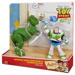 Toy Story – Pack 2 Figuras – Buzz Y Rex