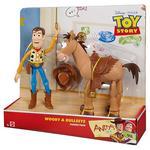 Toy Story – Pack 2 Figuras – Woody Y Perdigón