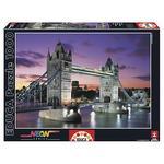 - Puzzle 1000 Piezas – Tower Bridge, Londres Educa Borras