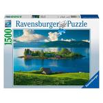 - Puzzle 1500 Piezas – Isla Noruega Ravensburger