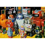 Educa Borrás – Puzzle 1000 Piezas – Robots