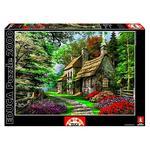 Educa Borrás – Puzzle 2000 Piezas – La Casa De Las Flores