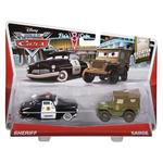 Cars – Pack 2 Coches Cars – Sheriff Y Sarge