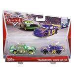 Cars – Pack 2 Coches Cars – Chick Hicks Y Transberry Juice
