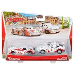 Cars – Pack 2 Coches Cars – Shu Todoroki Y Mach Matsuo