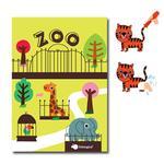 Glu-glu Koloro Zoo