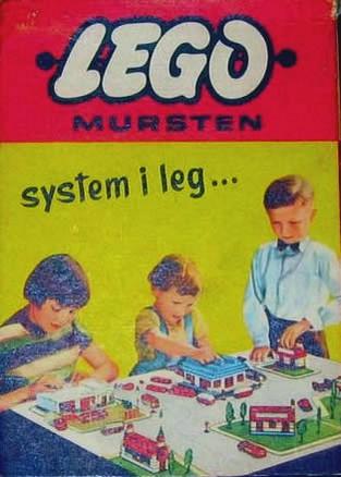 LEGO Mursten
