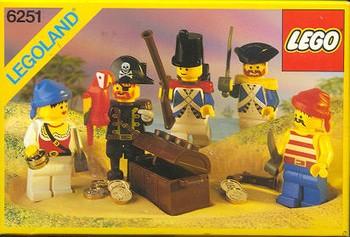 Piratas de LEGO