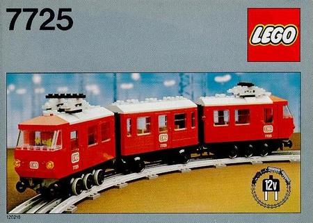 Trenes LEGO