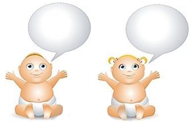 lenguaje bebes 0 a 6 meses