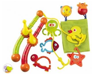 juguetes baño Babymoov