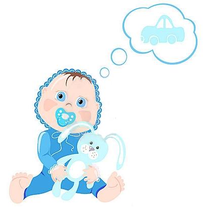 El Pensamiento del Bebé