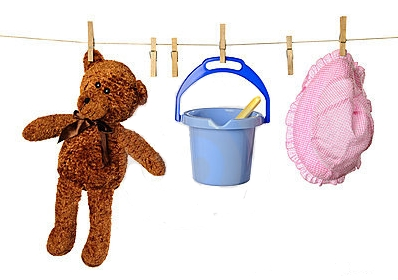 Limpieza juguetes