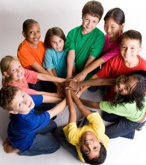 Amistad entre niños